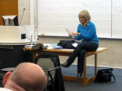 Sgoil song class with Ruth